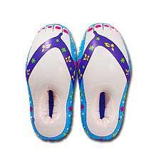 Inflatable Luau Sandals