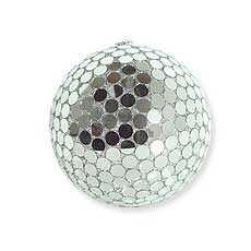 Round Coin Disco Ball