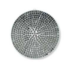 Disc Shape Disco Mirror