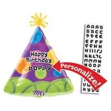 Custom Birthday Balloon