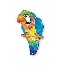 "29"" Parrot Foil Balloon"