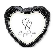I Do! Perfect Pair Balloon