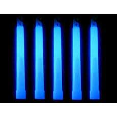 "25 Blue 6"" Lightsticks"