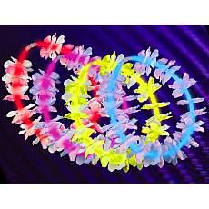 Bright Glow Luau Literopes