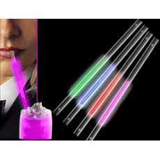 Purple Glow Straws