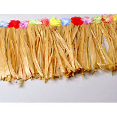 Luau Fringe Decoration