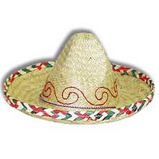 Child Size Sombreros