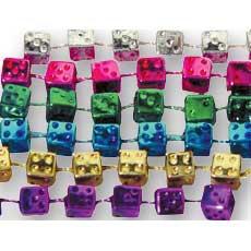 "33"" Dice Beads"