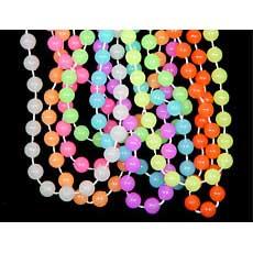 "33"" 7.5MM Glow Beads"