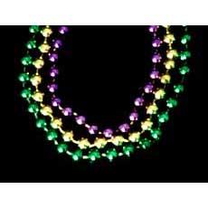 """33"""" Mardi Gras Beads"""