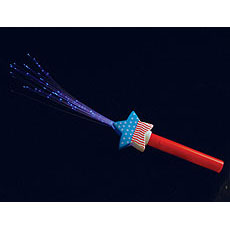 LED Patriotic Wand
