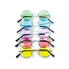 Neon Lennon Glasses