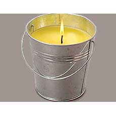 Scented Citronella Candle 4""