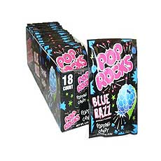 Pop Rock Blue Rocks