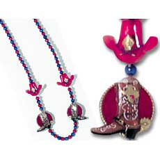 Blinking Western Beads