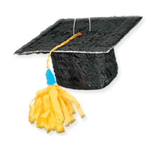 Graduation Hat Pinata