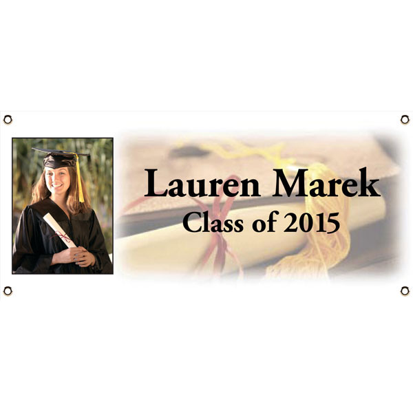 Graduation Photo Theme Banner