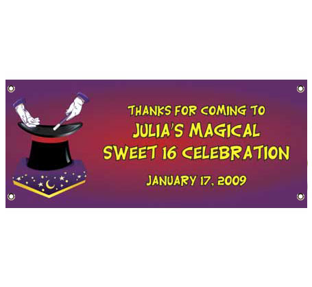 Magic Theme Banner