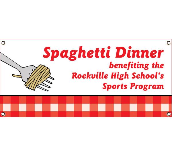 Spaghetti Theme Banner