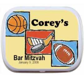 Sports Mint Tin