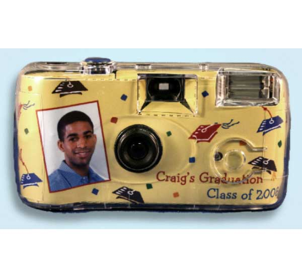 Graduation Picture Theme Camera / Capture the Graduation