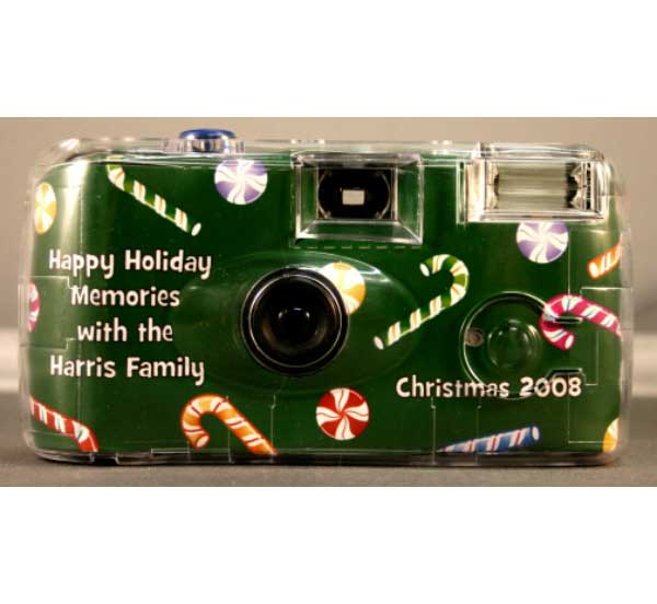 Christmas Candy Theme Camera / A bit of Christmas candy on your camera