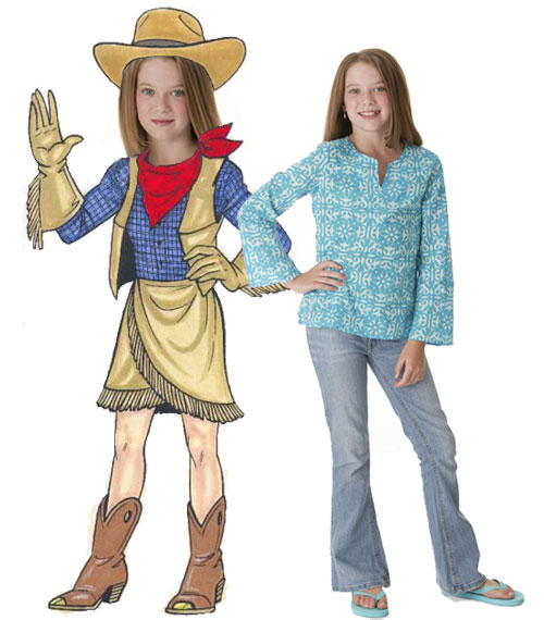 Cowgirl Teen Cutout / Yippee-ei-oh! Round up plenty of smiles with this great cutout.