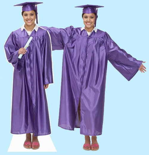 2020 Graduate Full Body Photo Cutout