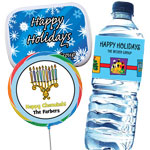 Custom Chanukah Party Favors