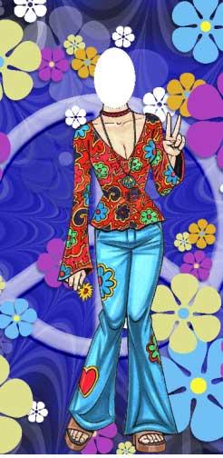 Hippie Photo Op
