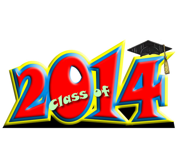 2014 Graduation Photo Op / Easy Graduation Decoration