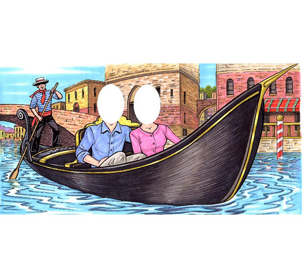 Gondola Photo Op