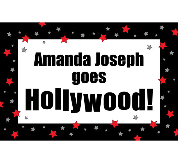 Hollywood Star Welcome Sign / The stars are shining with this Hollywood banner!