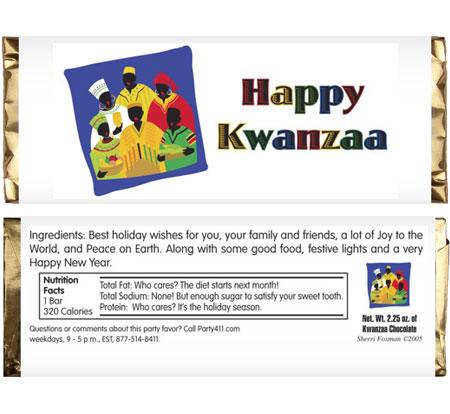 Kwanzaa Let