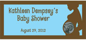 Personalized Baby Shower and Announcement Banners