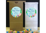 Easter theme party favor bags