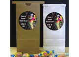 Mardi Gras theme party favor bags