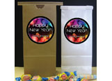 New Years Eve Party Favor Bags