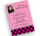 Personalized birthday party invitations, decorations and party supplies