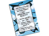 Personalized graduation party invitations, decorations and party supplies