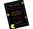 Personalized music and decades theme party invitations, decorations and party supplies