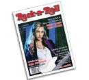 Rock n Roll Bar or Bat Mitzvah Theme invitations and favors