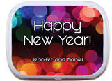 New Years Eve Mint Tins