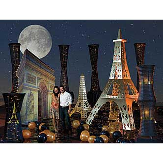 Paris - Gold Lights of Paris Kit