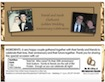 personalized 50th anniversary candy bar wrapper