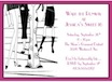 personalized fashion invitation