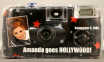personalized hollywood cameras