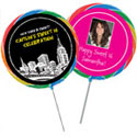 Sweet 16 Lollipop Favors