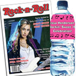 Sweet 16 Rock n Roll Theme Party Supplies