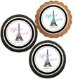 Paris Theme Custom Cookies
